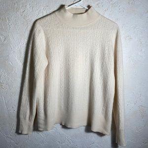 Katherine Kelly Cashmere Sweater